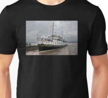 MV Balmoral Leaving Lydney Harbour Unisex T-Shirt