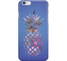 Blue pineapple fruit - Hawaii style phone   iPhone Case/Skin