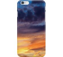 Painted Sunset iPhone Case/Skin