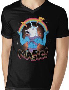 Magic! Mens V-Neck T-Shirt