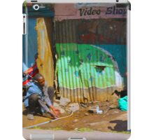 SLUM TV - Video Show, Nairobi - KENYA iPad Case/Skin