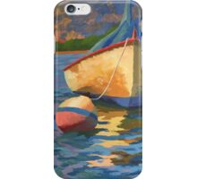 Gloaming Skiff iPhone Case/Skin
