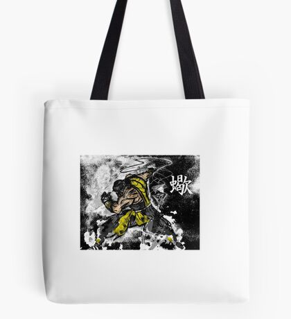 Scorpion from Mortal Kombat Tote Bag