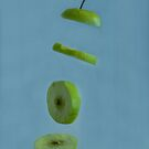 Apple Pieces by Cathy O. Lewis