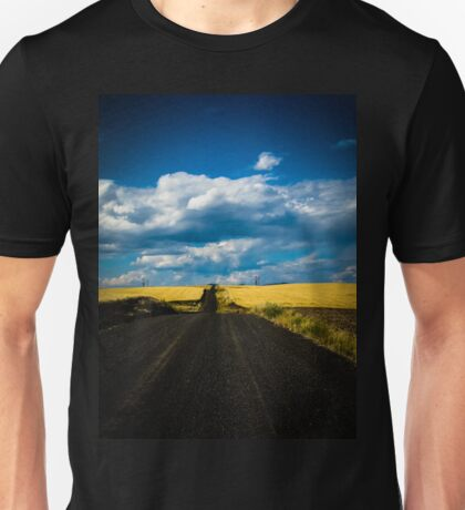 road less taken Unisex T-Shirt