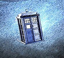 TARDIS IN SPACE by SmartFriend