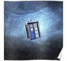 TARDIS IN SPACE Poster