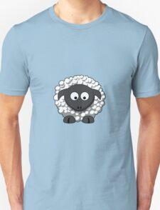 Cartoon Sheep Unisex T-Shirt