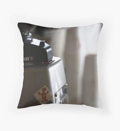 Moniker Throw Pillow