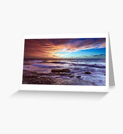 Colour of Dawn Greeting Card