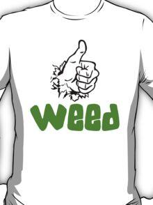 I Love Weed T-Shirt