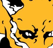 "MGS - ""FOX HOUND"" Logo Sticker"