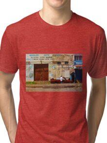 Dealers of Japanese Motor Spares in Nairobi, KENYA Tri-blend T-Shirt
