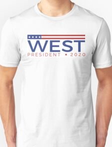 West for President T-Shirt