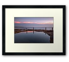Morning Clarity Framed Print