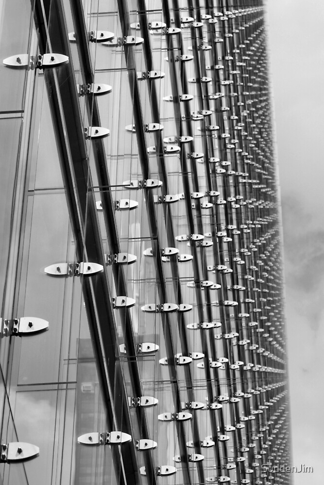 Wall Of Glass by SuddenJim