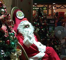 The Real Santa by Gary Kelly
