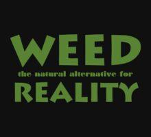 Weed by MarijuanaTshirt