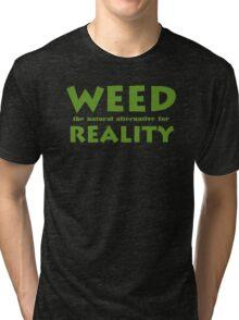 Weed Tri-blend T-Shirt