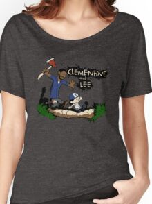 Clementine and Lee Women's Relaxed Fit T-Shirt