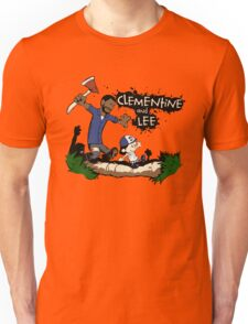 Clementine and Lee Unisex T-Shirt