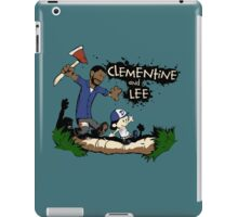 Clementine and Lee iPad Case/Skin