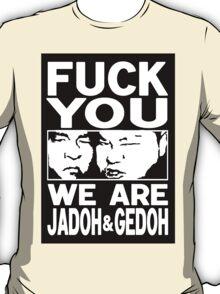 Jado and Gedo RARE T-Shirt