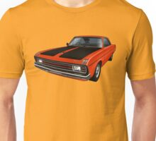 Chrysler Valiant VG Pacer Coupe - Hemi Orange Unisex T-Shirt