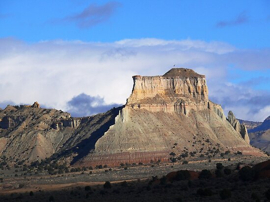 Mesa near Kodachrome Basin by dandefensor