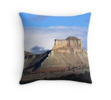 Mesa near Kodachrome Basin Throw Pillow
