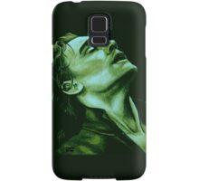 Prince Hal II in Green Samsung Galaxy Case/Skin