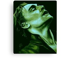 Prince Hal II in Green Canvas Print