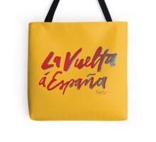 La Vuelta a Espana Tote Bag