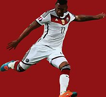 Jerome Boateng  by MisterJfro