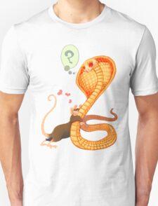 Rat Loves Snake T-Shirt