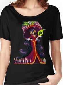Book of Life .:. Queen of Death Women's Relaxed Fit T-Shirt