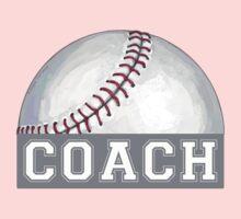 Baseball Coach Kids Clothes