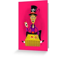 Lil' Dr. Facilier Greeting Card