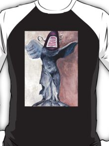 Winged Robot of Victory T-Shirt