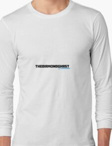 TDG Oficial: Branded Merch Long Sleeve T-Shirt