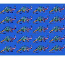 Dinosaur Brontosaurus 5L Photographic Print
