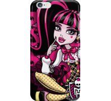 Draculaura iPhone Case/Skin