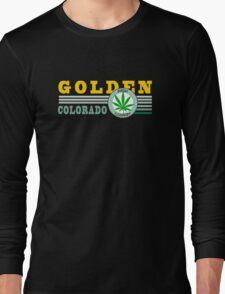 Cannabis Golden Colorado T-Shirt