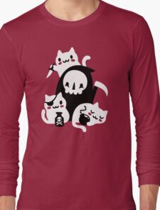 Deaths Little Helpers Long Sleeve T-Shirt