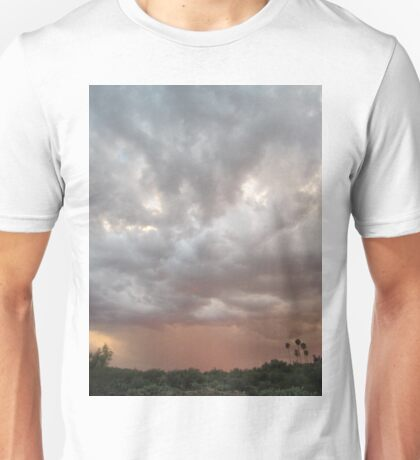 Sunset and Storm Unisex T-Shirt
