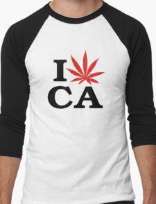 I Love Marijuana Canada T-Shirt