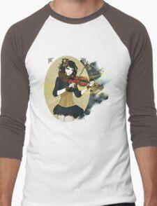 Violin Enamor Men's Baseball ¾ T-Shirt