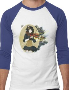 Violin Enamor Men's Baseball ¾ T-Shirt