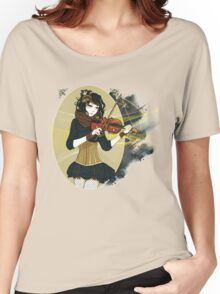 Violin Enamor Women's Relaxed Fit T-Shirt
