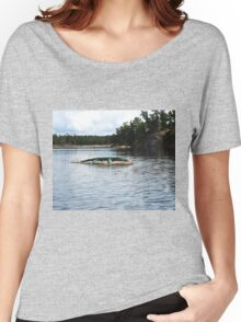 Alligator Island Women's Relaxed Fit T-Shirt